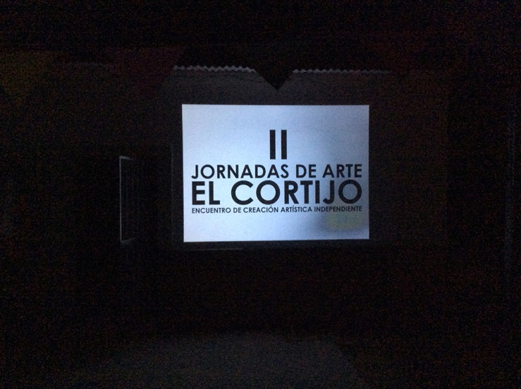 PRESENTACIÓN: II JORNADAS DE ARTE EL CORTIJO -Encuentro de creación artística independiente-