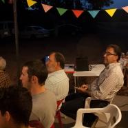 Asistentes en la tercera noche (Action Space) de las Jornadas.