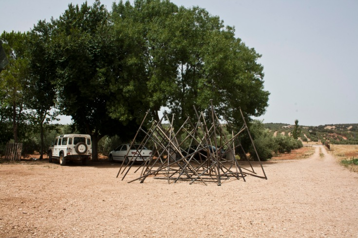 Instalación: Rotonda de PVC