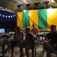 Asistentes en la tercera noche (Action Space) de las Jornadas