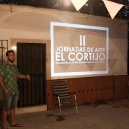 PRESENTACIÓN: II JORNADAS DE ARTE EL CORTIJO. Director: Antonio J. López